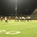 Lovejoy 8th Grade Football Black beat Cooper 48-8