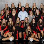 Lovejoy High School Girls Junior Varsity Volleyball Black beat West Mesquite High School 2-0