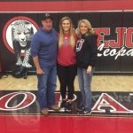 Alyssa DiFiore signs with D1 Nebraska-Omaha
