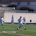 Boys Soccer in Allen Tournament