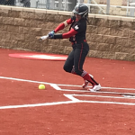Girls Varsity Softball falls to Eaton 14 – 7