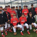 Boys Varsity Baseball beats Sherman 8 – 4