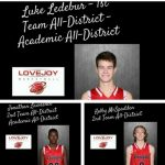 Lovejoy Basketball All-District Honors