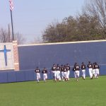 Boys Varsity Baseball falls to Jesuit 10 – 0