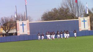 Lovejoy Varsity Baseball vs Jesuit