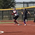 Girls Varsity Softball falls to Lake Travis 11 – 1