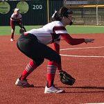 Girls Varsity Softball beats Highland Park 15 – 5