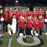 Boys Soccer vs. Wylie East on Senior Recognition Night