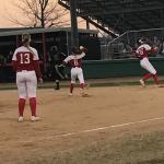 Girls Varsity Softball falls to Forney 16 – 1