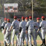 JV Black Baseball Wins in West Mesquite!