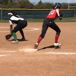 Girls Junior Varsity Softball beats Newman Smith 15 – 6