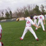 Boys Varsity Baseball beats West Mesquite 12 – 2