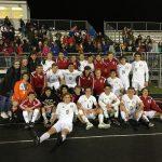 Boys Soccer Area Champions