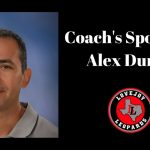Coach's Spotlight:  Head Soccer Coach Alex Duran