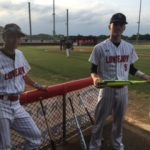 Boys Varsity Baseball falls to Texas 8 – 2