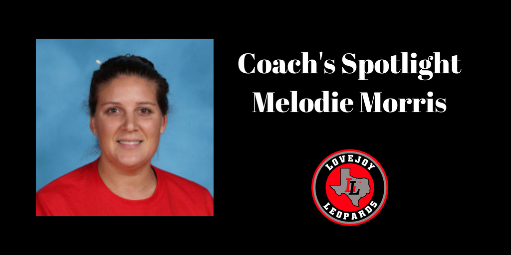 Coach's Spotlight:  Melodie Morris – Willow Springs Middle School