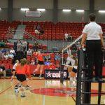 Varsity Volleyball falls to Prosper 3-2