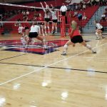 Varsity Volleyball beats McKinney Boyd in 4