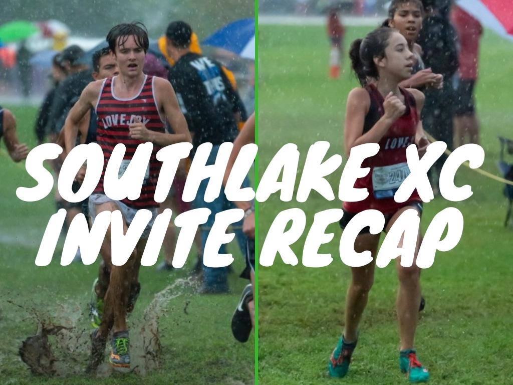 SouthLAKE XC Invite Recap