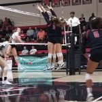Lovejoy Volleyball finishes Arlington Martin in 3