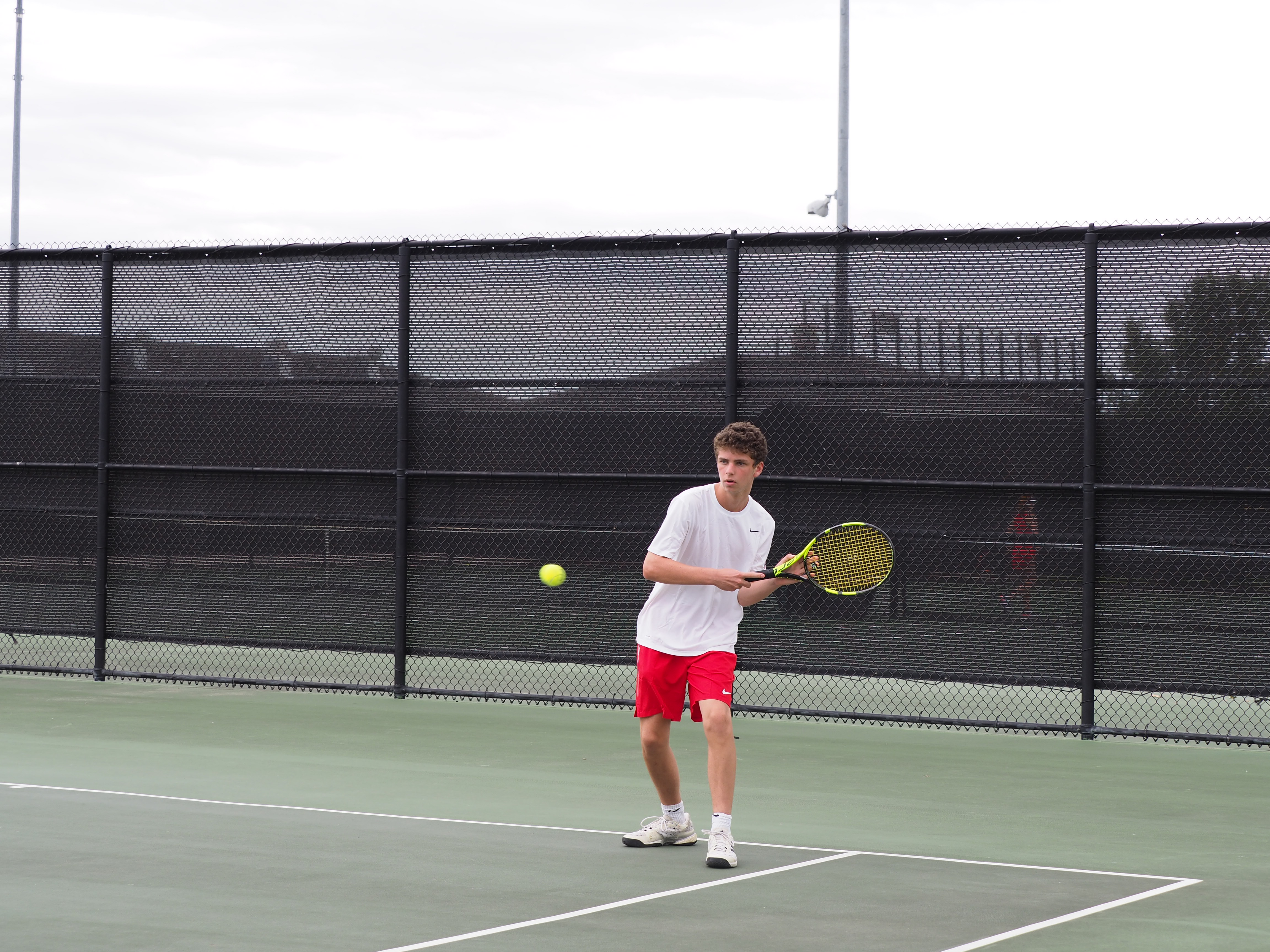 Varsity Tennis Beats Wylie East 19-0