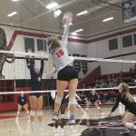 Varsity Volleyball Dominates the Day Against Wylie East
