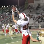 Varsity Football Photos vs Frisco Lebanon Trail
