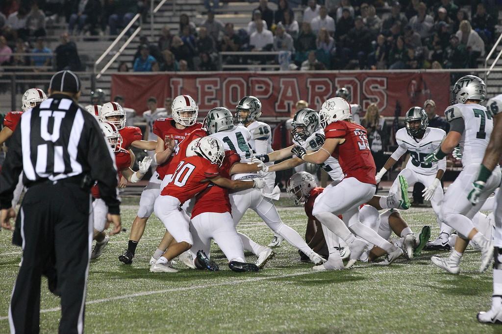 Varsity Football Photos vs Reedy