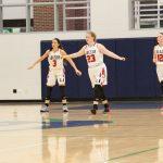 Girls Varsity Basketball falls to Keller Central 56-46