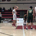 Boys Varsity Basketball beats Frisco Lebanon Trail 77 – 52