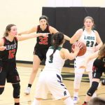 Girls Varsity Basketball beats Frisco Reedy 41 – 29