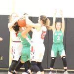 Girls Varsity Basketball falls to Lake Dallas 47 – 41