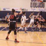 Girls Varsity Basketball falls to Prestonwood