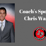 Coach's Spotlight:  Chris Walker
