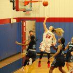 Girls Varsity Basketball beats San Antonio Johnson 53 – 34