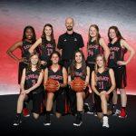 Girls Junior Varsity Basketball beats Krum 43 – 23