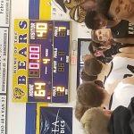 Boys Varsity Basketball beats Kaufman 64 – 40