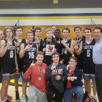 Boys Varsity Basketball beats Mansfield Legacy 64 – 29 to Win G.E.T.S.O.