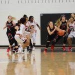 Girls Varsity Basketball falls to Braswell 49 – 44