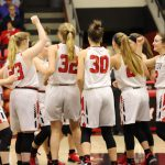 Girls Varsity Basketball falls to Hsaa 43 – 42