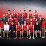 Boys Varsity Basketball beats Paris 55 – 38