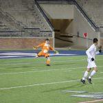 Varsity Men's Soccer goes 2-1 in Allen Tournament