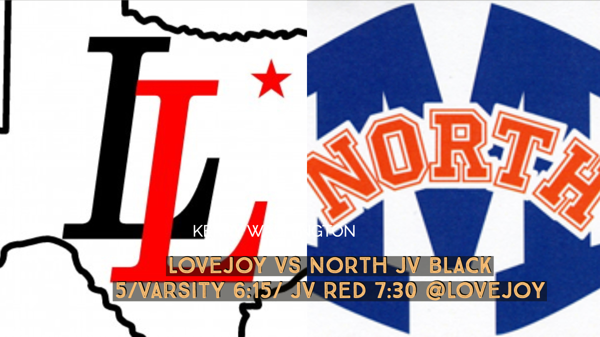 Home Game This Friday VS McKinney North