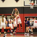 Girls Varsity Basketball beats Mckinney North 50 – 41