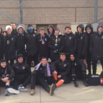 Varsity Boys Win the North Forney Tournament