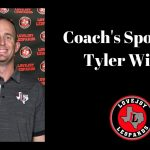 Coach's Spotlight:  Tyler Wicke