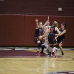 Girls Varsity Basketball beats Sherman 53 – 31