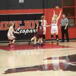 Girls Varsity Basketball beats Princeton 59 – 36