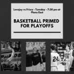 Boys Basketball Playoffs vs Frisco High School – Tuesday 7:30 PM