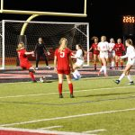 Girls Soccer Beat Princeton Wednesday Night
